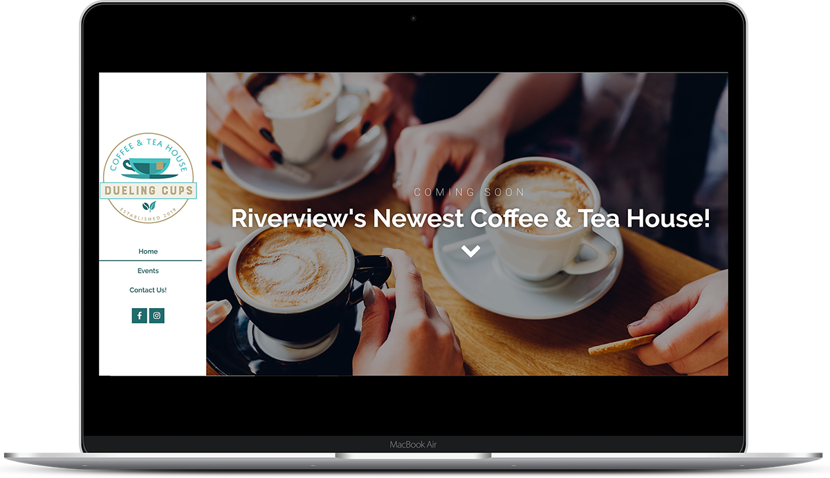 Oseeyo Web Development and Design - brick and mortar business eCommerce website - Riverview, FL